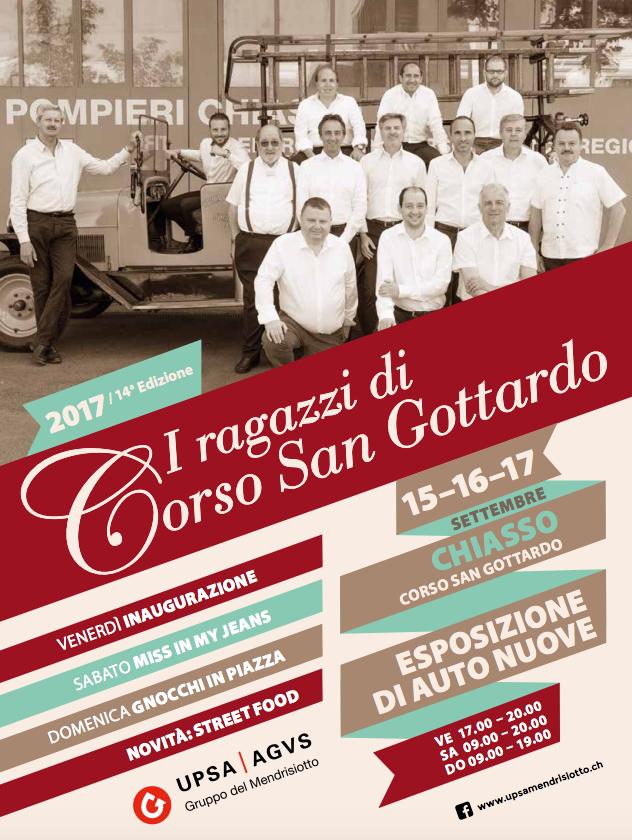 I Ragazzi di Corso San Gottardo 2017
